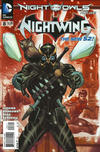 Cover Thumbnail for Nightwing (2011 series) #8 [2nd Printing]