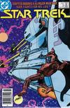 Cover for Star Trek (DC, 1984 series) #2 [Newsstand]