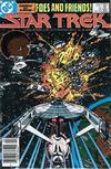 Cover for Star Trek (DC, 1984 series) #3 [Newsstand]