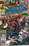 Cover Thumbnail for The Amazing Spider-Man (1963 series) #331 [Newsstand Edition]