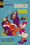 Cover Thumbnail for Donald Duck (1962 series) #142 [Whitman]