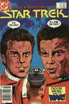 Cover for Star Trek (DC, 1984 series) #6 [Newsstand]