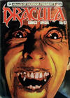 Cover for Dracula Comics Special (Quality Communications, 1984 series) #1