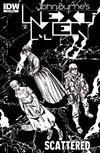 Cover Thumbnail for John Byrne's Next Men (2010 series) #2 [Sketch Cover]
