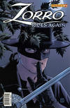 Cover for Zorro Rides Again (Dynamite Entertainment, 2011 series) #2