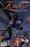 Cover for Zorro Rides Again (Dynamite Entertainment, 2011 series) #3