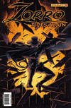 Cover for Zorro Rides Again (Dynamite Entertainment, 2011 series) #4