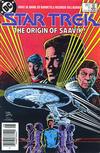 Cover for Star Trek (DC, 1984 series) #7 [Canadian]