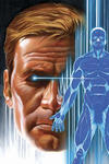 Cover for Bionic Man (Dynamite Entertainment, 2011 series) #15 [Cover C - Alex Ross Virgin Art Variant]