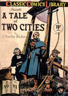 Cover for Classic Comics (Gilberton, 1941 series) #6 - A Tale of Two Cities [HRN 14]