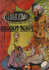 Cover for Classic Comics (Gilberton, 1941 series) #8 - Arabian Nights [HRN 17]