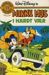 Cover for Donald Pocket (Hjemmet / Egmont, 1968 series) #11 - Mikke i hardt vær [2. opplag]