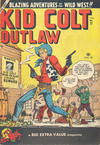 Cover for Kid Colt Outlaw (Bell Features, 1950 series) #11