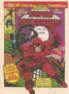 Cover for Marvel Super Adventure (Marvel UK, 1981 series) #1