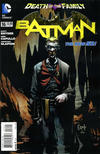 Cover for Batman (DC, 2011 series) #16 [Direct Sales]