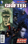 Cover for Grifter (DC, 2011 series) #16