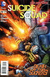 Cover for Suicide Squad (DC, 2011 series) #16