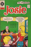 Cover for Josie (Editions Héritage, 1974 series) #26