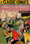 Cover Thumbnail for Classic Comics (1941 series) #24 - A Connecticut Yankee in King Arthur's Court [HRN 30]