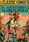 Cover Thumbnail for Classic Comics (1941 series) #27 - The Adventures of Marco Polo [HRN 30]