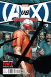 Cover for AVX: Consequences (Marvel, 2012 series) #2