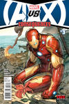 Cover for AVX: Consequences (Marvel, 2012 series) #3
