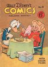 Cover for Walt Disney's Comics (W. G. Publications; Wogan Publications, 1946 series) #9