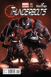 Cover Thumbnail for Thunderbolts (2013 series) #1 [Hastings Variant]