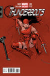 Cover Thumbnail for Thunderbolts (2013 series) #3 [Billy Tan Variant]