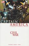 Cover for Civil War: Captain America (Marvel, 2007 series)