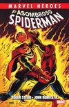 Cover for Marvel Héroes (Panini España, 2012 series) #44 - El Asombroso Spiderman de Roger Stern y John Romita Jr.