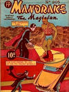 Cover for Mandrake the Magician (Feature Productions, 1950 ? series) #205