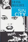 Cover for Frank Miller's Sin City (Dark Horse, 2005 series) #6 - Booze, Broads, & Bullets