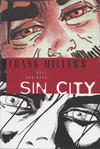 Cover for Frank Miller's Sin City (Dark Horse, 2005 series) #7 - Hell and Back