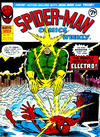 Cover for Spider-Man Comics Weekly (Marvel UK, 1973 series) #101
