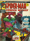 Cover for Spider-Man Comics Weekly (Marvel UK, 1973 series) #74