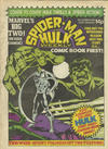 Cover for Spider-Man and Hulk Weekly (Marvel UK, 1980 series) #399