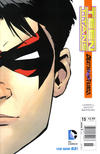 Cover for Teen Titans (DC, 2011 series) #15 [Newsstand]