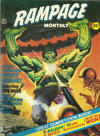Cover for Rampage Monthly (Marvel UK, 1978 series) #1