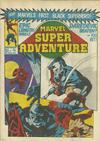 Cover for Marvel Super Adventure (Marvel UK, 1981 series) #4