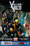 Cover for All-New X-Men (Marvel, 2013 series) #2 [Second Printing Variant]