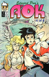 Cover for A-OK (Antarctic Press, 1992 series) #4