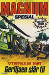 Cover for Magnum Spesial (Bladkompaniet / Schibsted, 1988 series) #1/1990