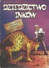 Cover for Dziedzictwo Inków (Krajowa Agencja Wydawnicza, 1988 series)