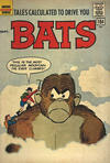 Cover Thumbnail for Tales Calculated to Drive You Bats (1961 series) #6 [Canadian Price Variant]