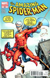 Cover Thumbnail for The Amazing Spider-Man (1999 series) #669 [You're Spider-Man: Captain Four-Color Variant Cover by Todd Nauck]