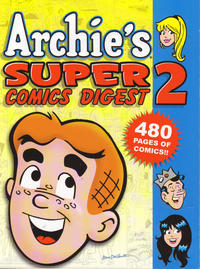 Cover Thumbnail for Archie's Super Comics Digest (Sterling Publishing Co., Inc., 2012 series) #2