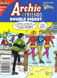 Cover Thumbnail for Archie & Friends Double Digest Magazine (Archie, 2011 series) #23 [Newsstand]