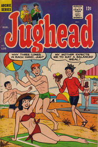 Cover Thumbnail for Jughead (Archie, 1965 series) #135