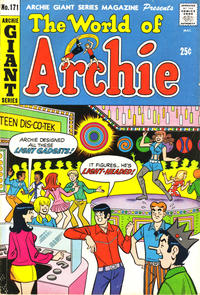 Cover Thumbnail for Archie Giant Series Magazine (Archie, 1954 series) #171